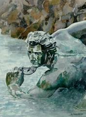 Girondin Fountain