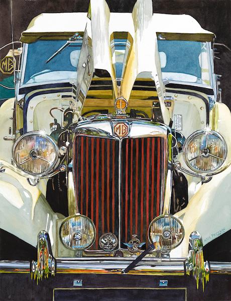 Cars I'll Never Own, #9