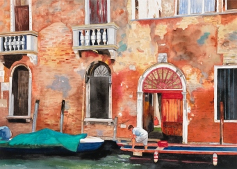 Venetian Textures