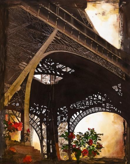 Under the Arch, Paris